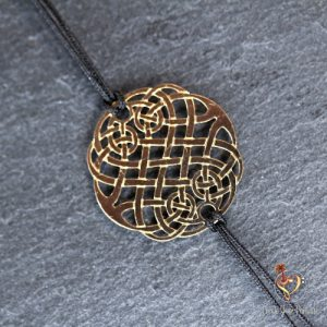 bracelet-doré