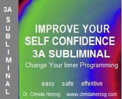improve your Self Confidence 3A Subliminal