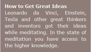 Get Great Ideas