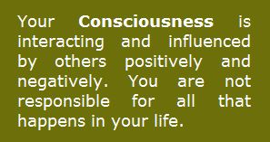 Interaction of Consciousness