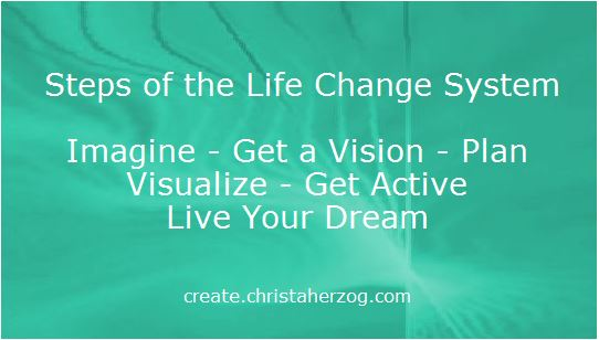 Steps of the Life Change System