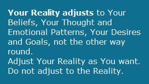 your-reality-adjusts