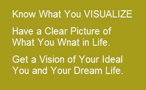 know what you visualize