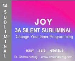 Joy 3A Silent Subliminal