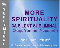 More Spirituality 3A Silent Subliminal