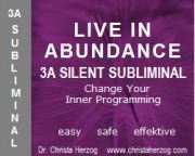 Life in Abundance 3A Silent Subliminal