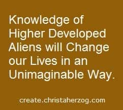 alien knowledge will change our lives