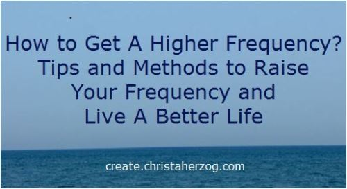 How to Get a Higher Frequency