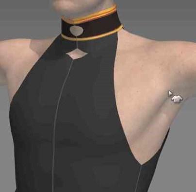Marvelous Designer 4(2.1.87)で刀剣乱舞の和泉ちゃんの服を作ってみよう♪