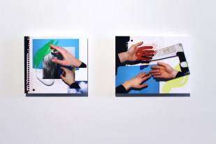 "titles: hands1.jpg and hands.jpg year: 2013 medium: giclee print size hands1.jpg: 10""x9"" size hands2.jpg: 12""x9"""