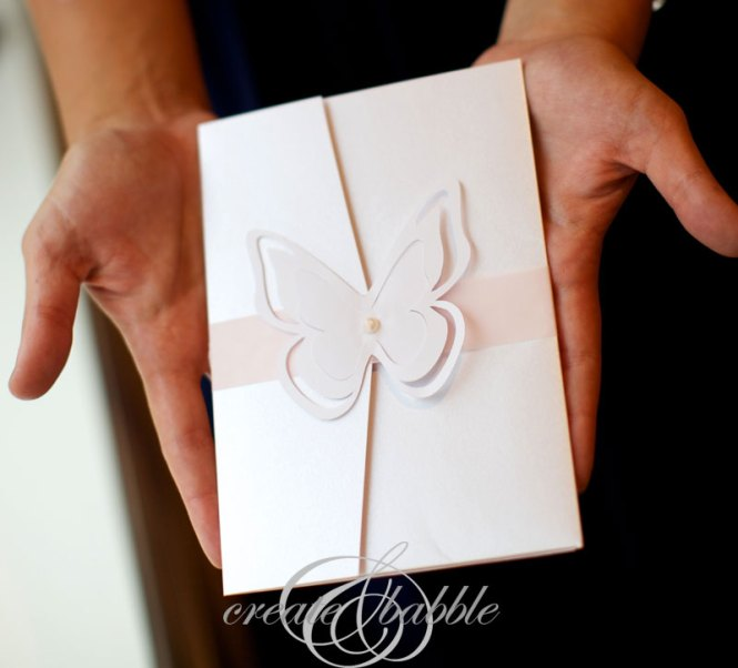 Diy Wedding Invitations Silhouette Tutorial Create And