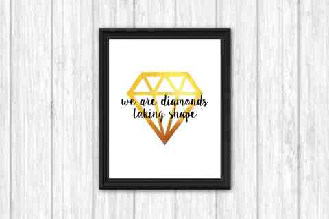 We Are Diamonds Taking Shape | Coldplay