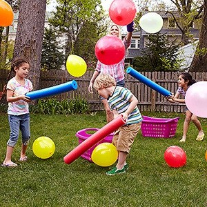 Fun-Filled Field Day Party