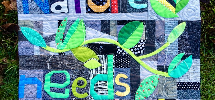 The Green Quilt Movement