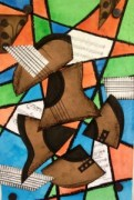 Cubism Guitar