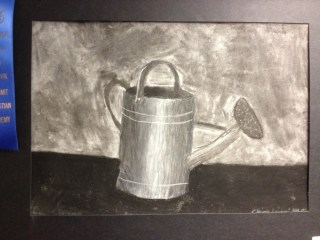 Watering can Charcoal