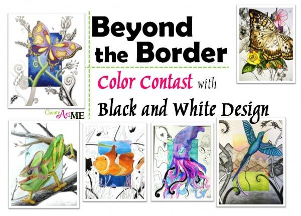 Beyond the Border Art Lesson