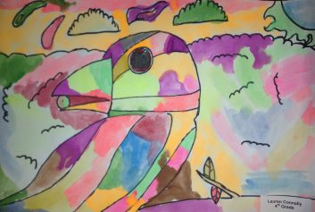 Fauvism and color mood emotion Art Project