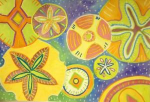 Sand Dollar Painting (11)