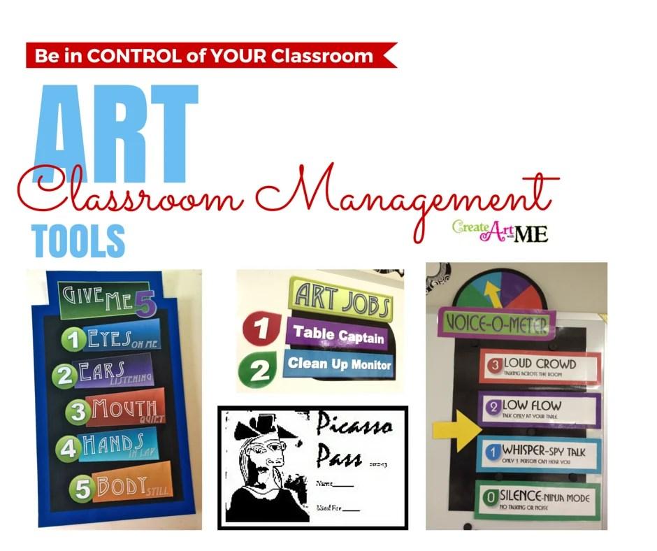 Innovative Classroom Management Tools ~ Art classroom management tools updated create