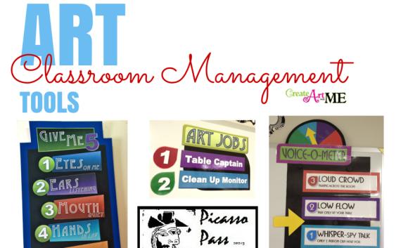 Art Classroom Management Tools
