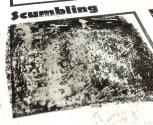Charcoal Scumbling