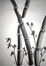 Sumi-e Painting Lesson Bamboo
