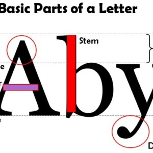Lettering & Typography Lessons & Worksheets PDF