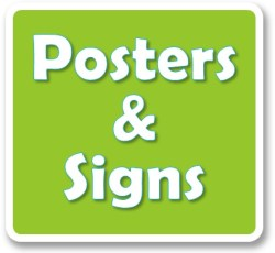 Posters & Signs
