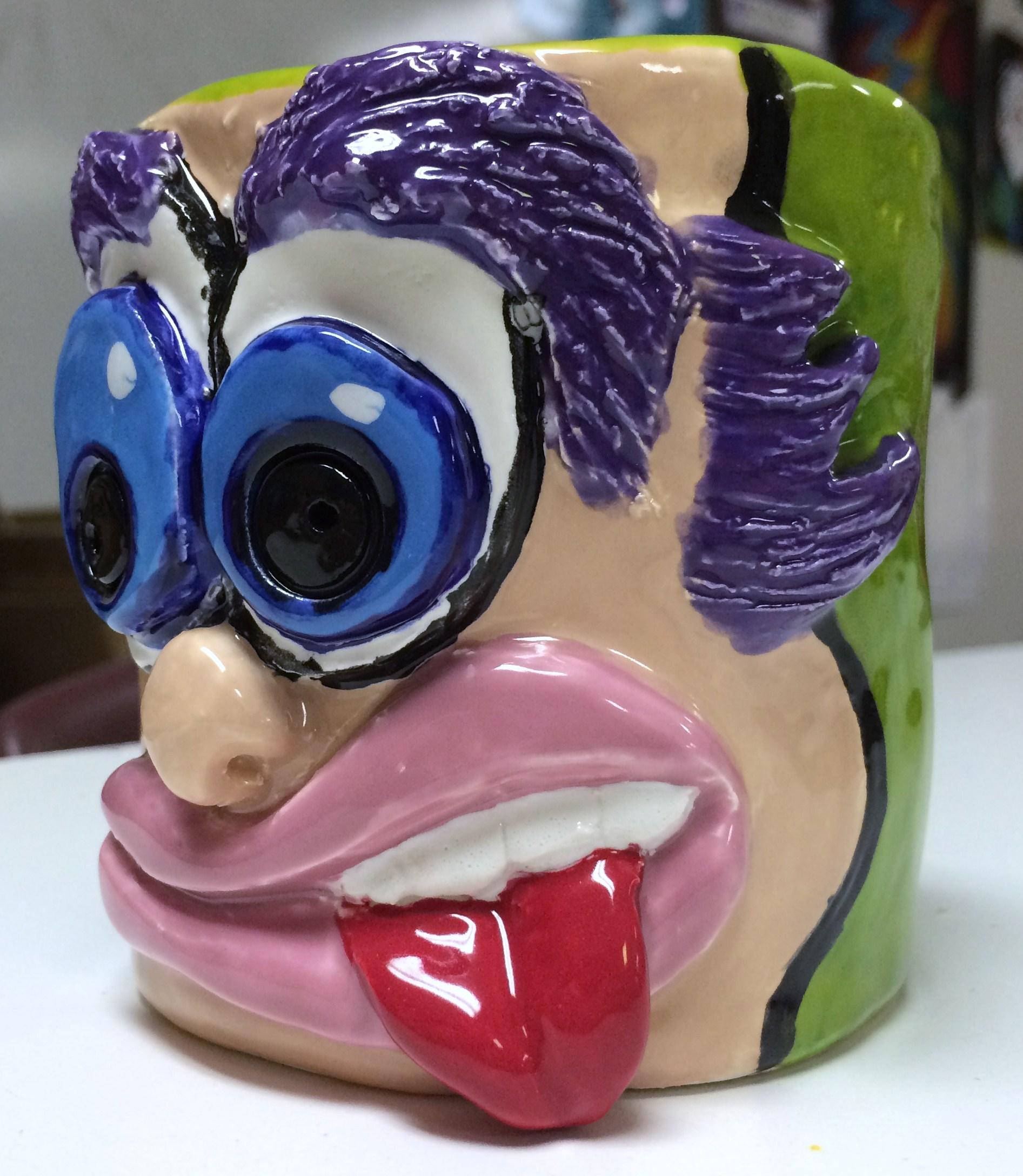 Funny Face Mugs