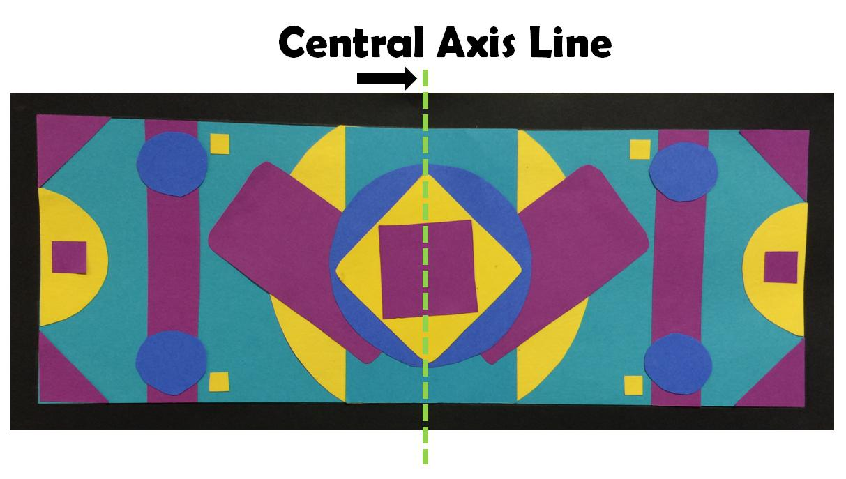 Central Axis Line Types Of Balance