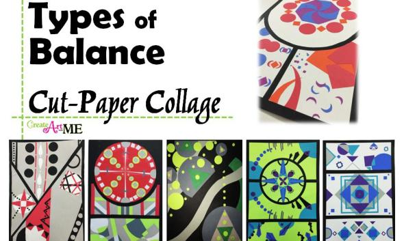 Types of Balance Collage