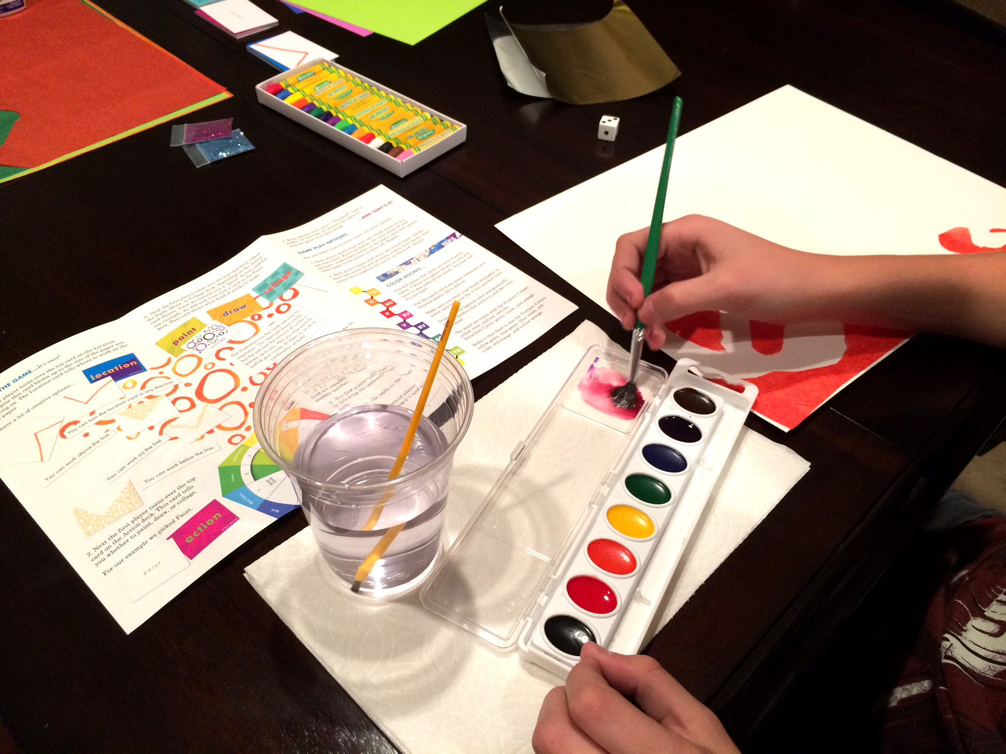 Tag/lesson plans - Tag The Art Game Create Art With Me Review