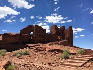 wupatki national monument Hopi Pueblo