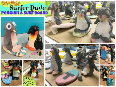 penguin-surfer-clay