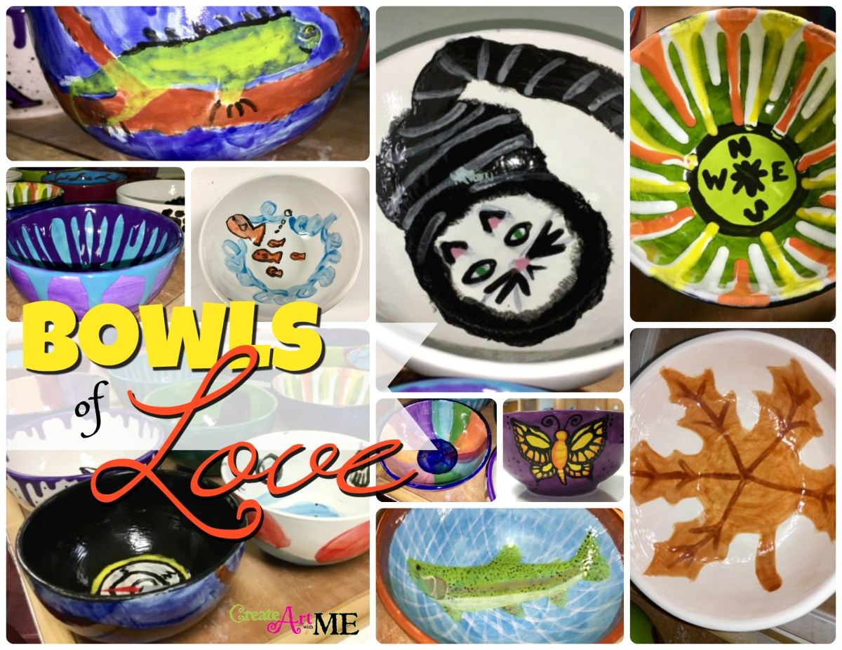 Bowls of Love - An Artful Act of Giving