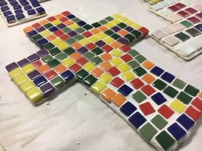 Cross Mosaic