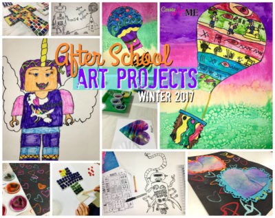 After School Art Winter 2017