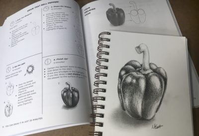 You can Draw it in just 30 minutes Mark Kistler book