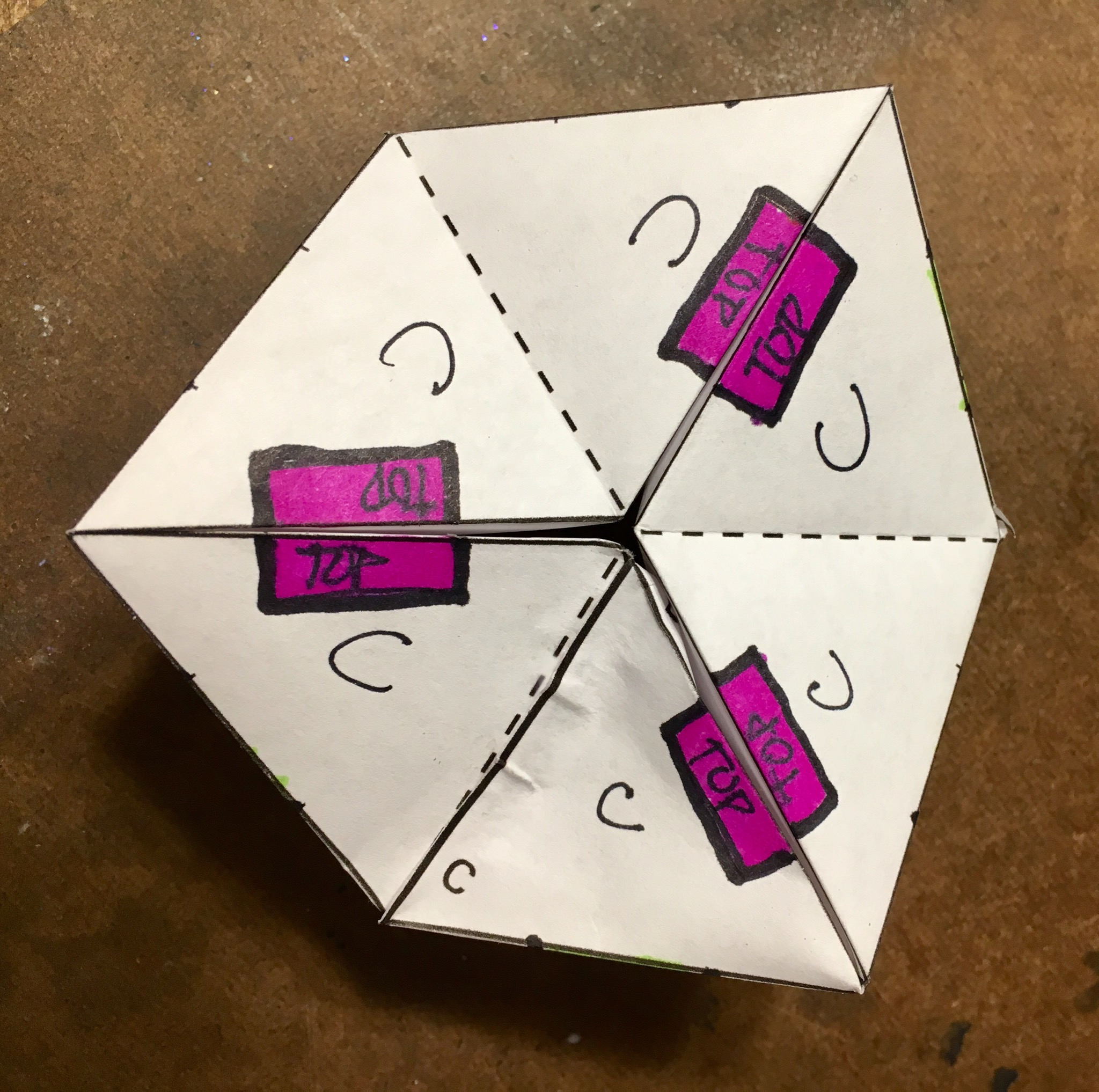 photograph regarding Flextangle Printable referred to as Flextangle STEAM Artwork Challenge - Generate Artwork with ME