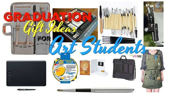 Graduation Gifts for art students