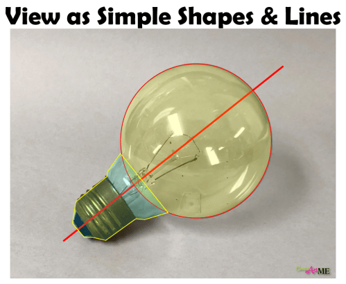 Tips for Drawing Glass Objects