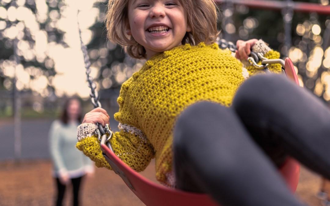 The Mini Moffat Pullover