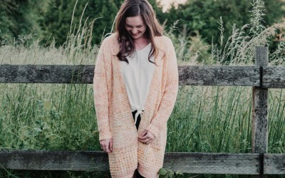 The Lady Jackson Cardigan: Free Crochet Along