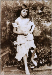 Photograph of Alice Liddell taken by Lewis Carroll