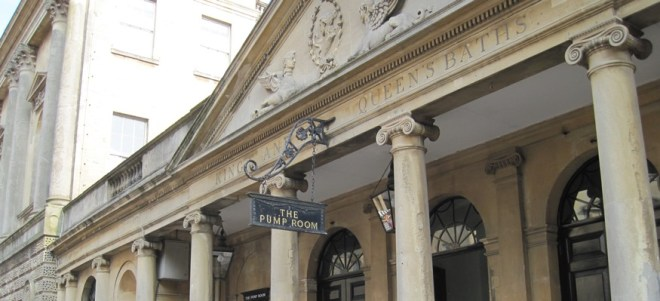 The Pump Room - Bath