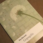 Poetry pamphlet - Gopagilla