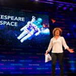 Jeanette Winterson at Hay Festival
