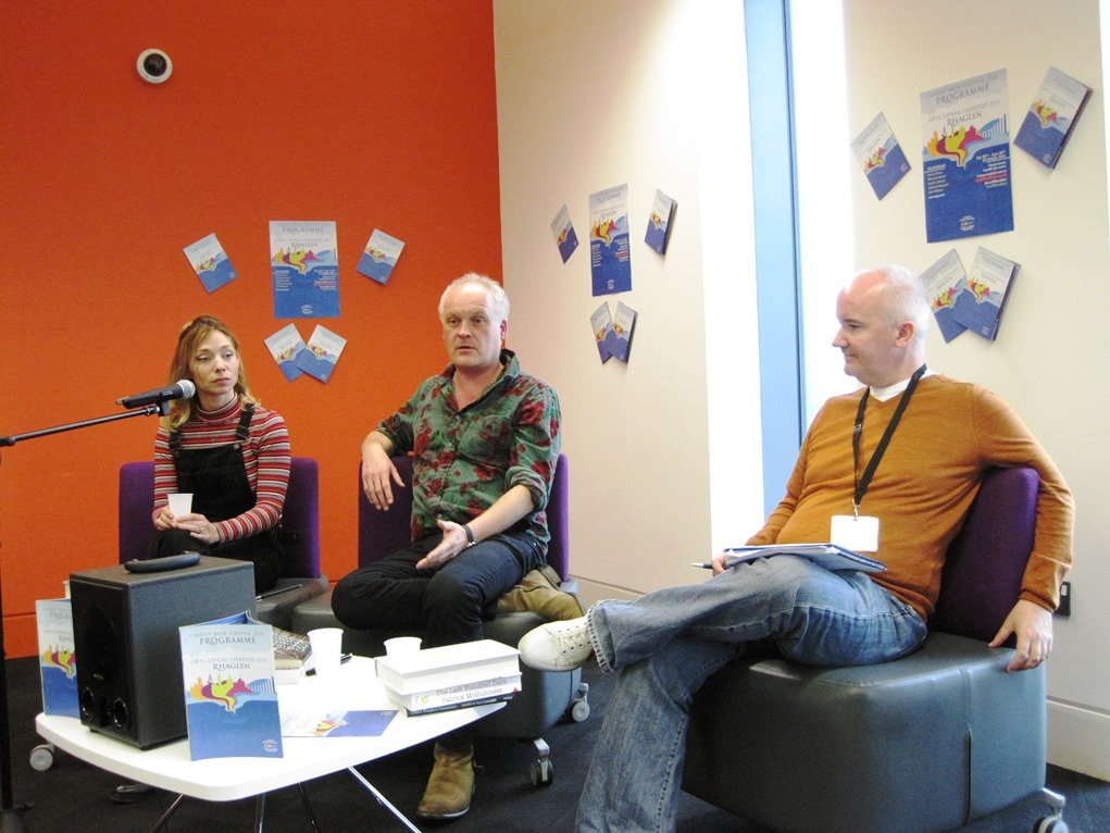 event at cardiff book festival