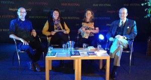 'Cli-fi' panel at Hay Festival 2015